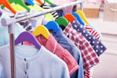 Childs clothing