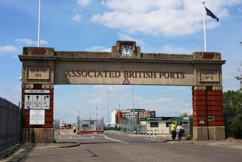 British ports