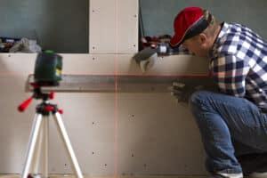 Drywall lining