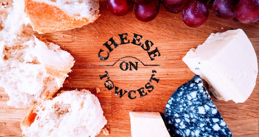 Made in Britain – Cheese on Towcest'