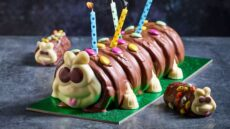 Colin the caterpillar