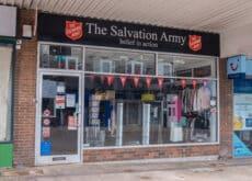 Salvation Army shop