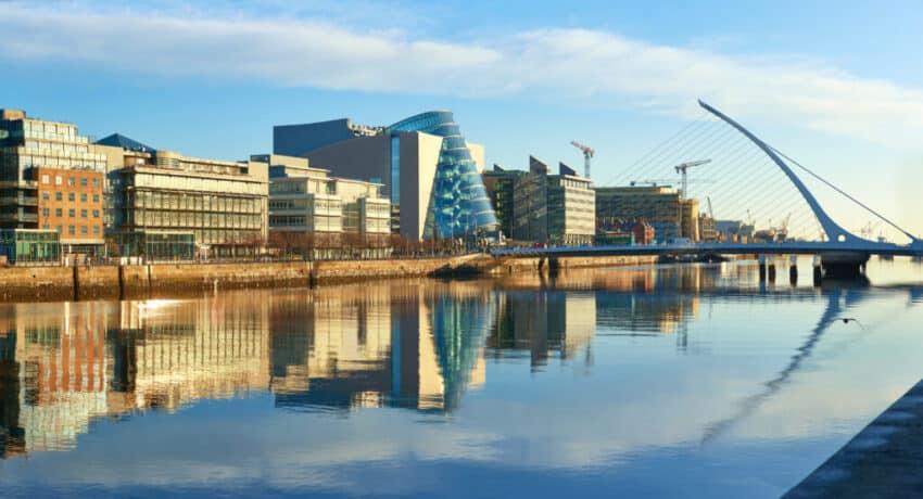 Ireland offices