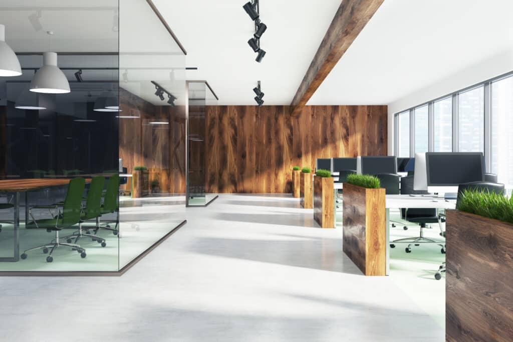 GORE AG on commercial office hubs of the future.