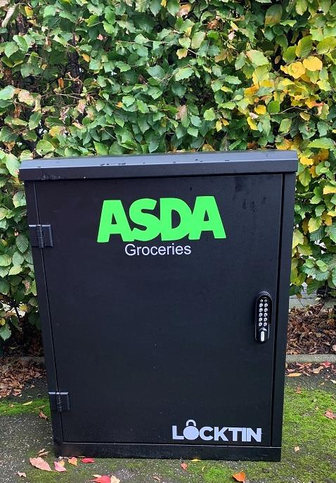 Asda Delivery Box