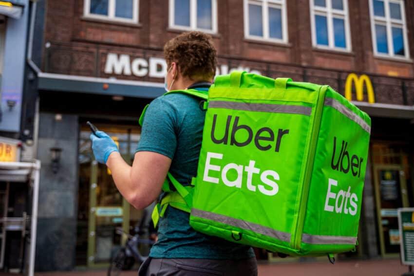 Uber Eats breaks all records generating almost $5B in revenue in 2020