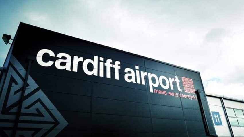 Cardiff Airport saw biggest drop in passengers in UK