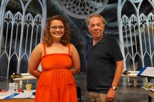 Andrew Lloyd Webber: 'If you want to stop theatre, you'll have to arrest us'
