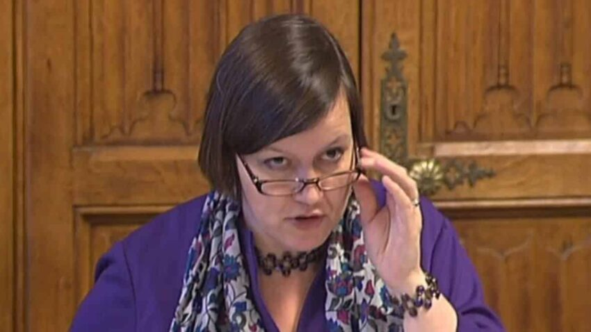 Dame Meg Hillier