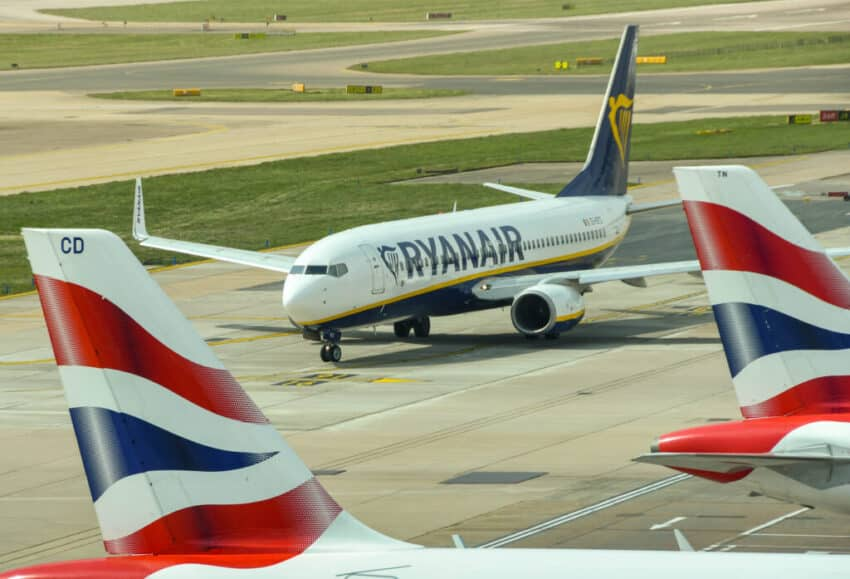 Ryanair BA