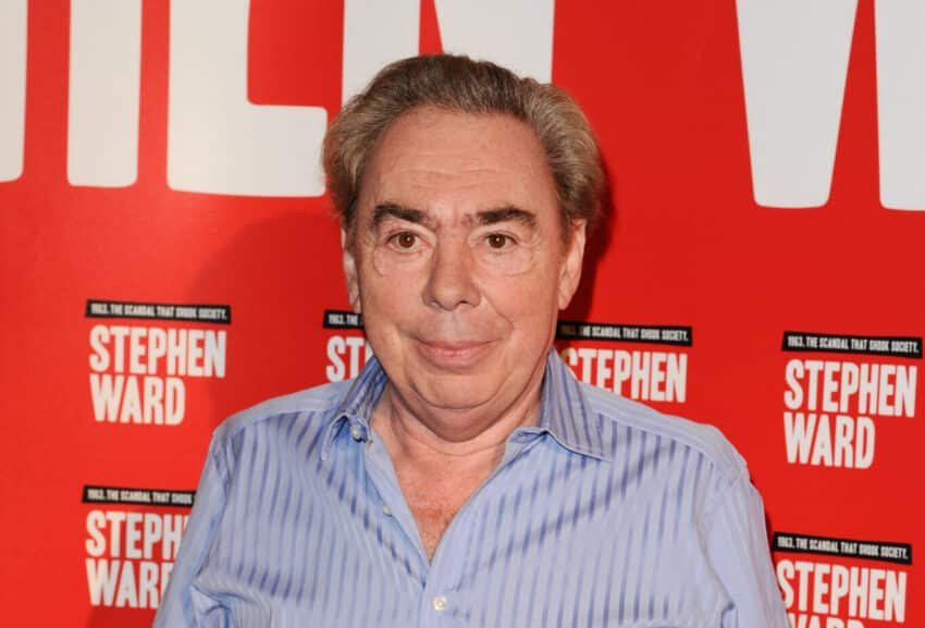 Andrew Lloyd Webber's Cinderella to become test event for theatre reopening