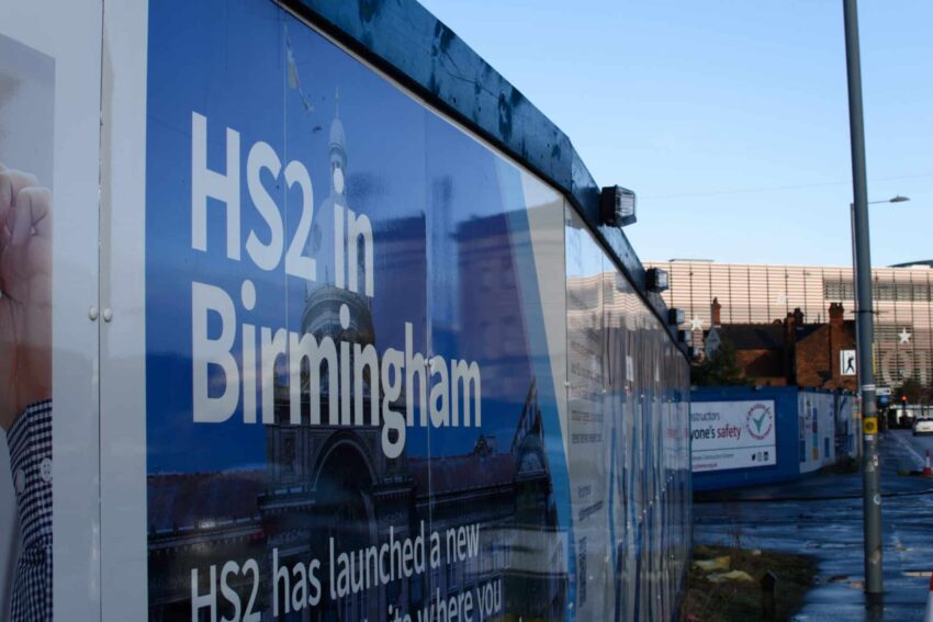 HS2 rail costs rise another £1.7bn in Covid pandemic
