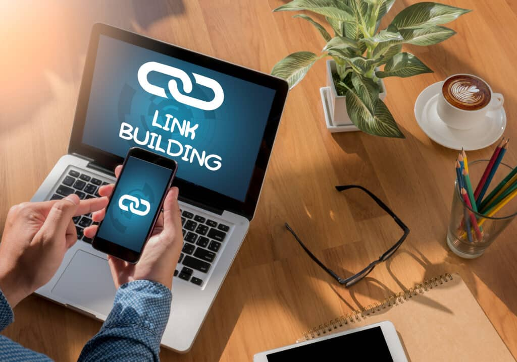 4 quick tips for link building