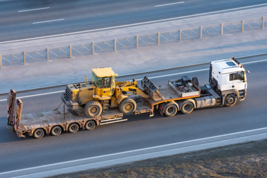 Why Choose A Specialist Machinery Mover?