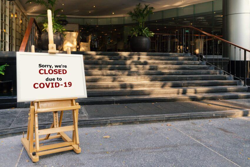 covid hospitality closures