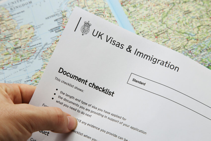 Brexit paperwork