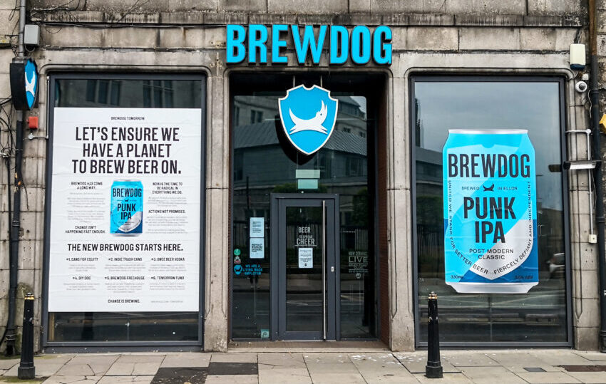 BrewDog hit by £13m loss as bars close due to Covid despite craft beer boom