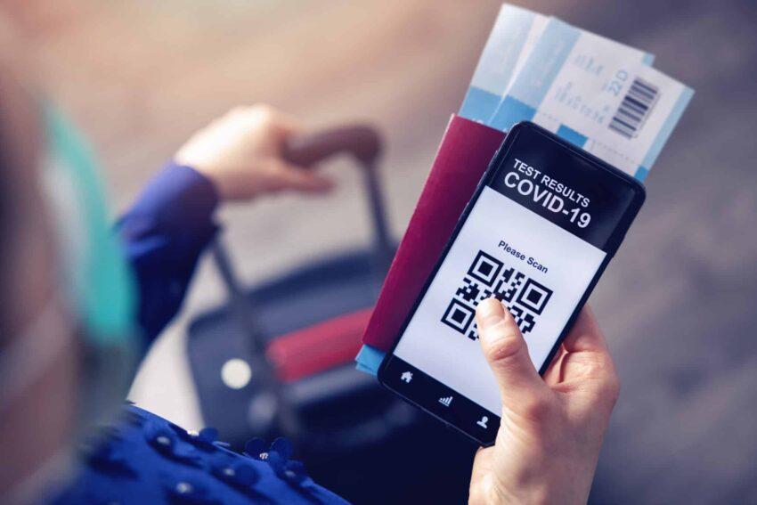 Covid passports