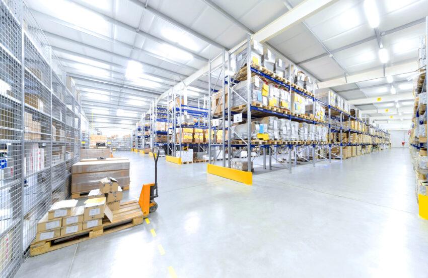 John Lewis warehouse