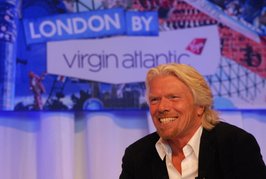 Richard Branson's Virgin Atlantic plans to go public