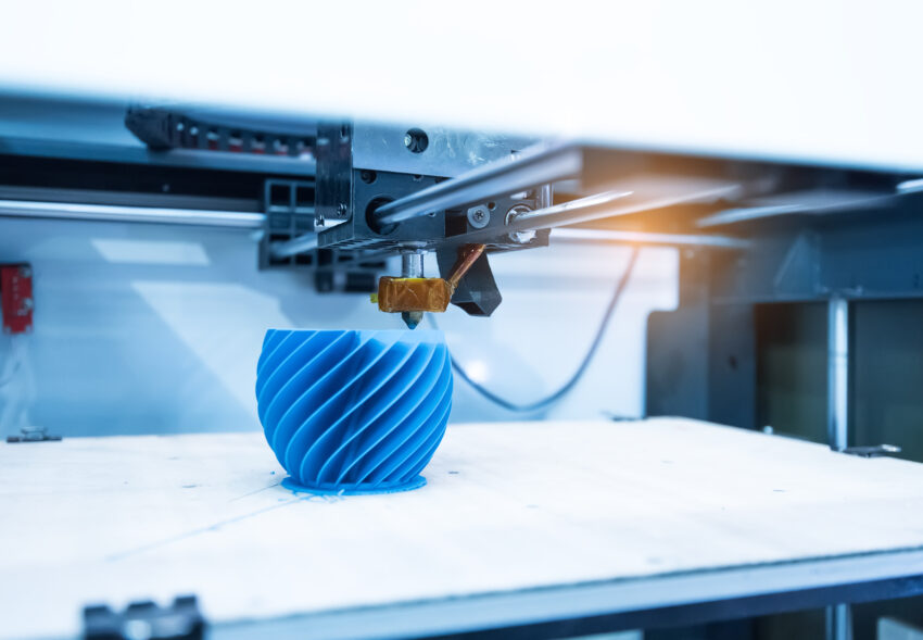What are the benefits of 3D printing for companies?