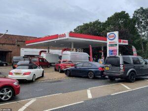 Ascot Petrol Station