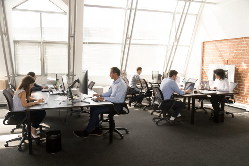 Tech staff shortage