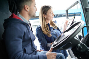 lorry driver pay