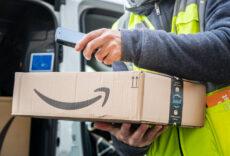 Amazon deliveries