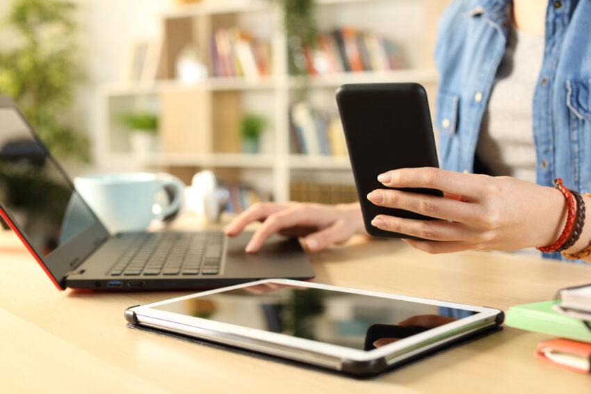 Free broadband for job seekers