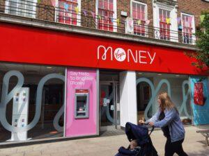 Virgin Money closures