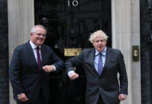 UK Australia trade deal