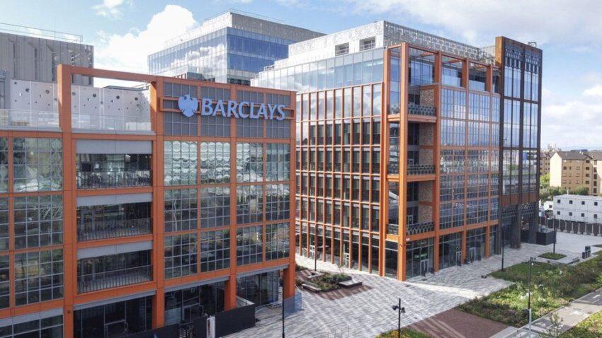 Barclays in Glasgow