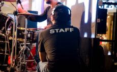Music festival staff covid job losses
