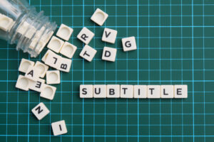 Why Subtitling Translation Services are Important for Expanding Business?