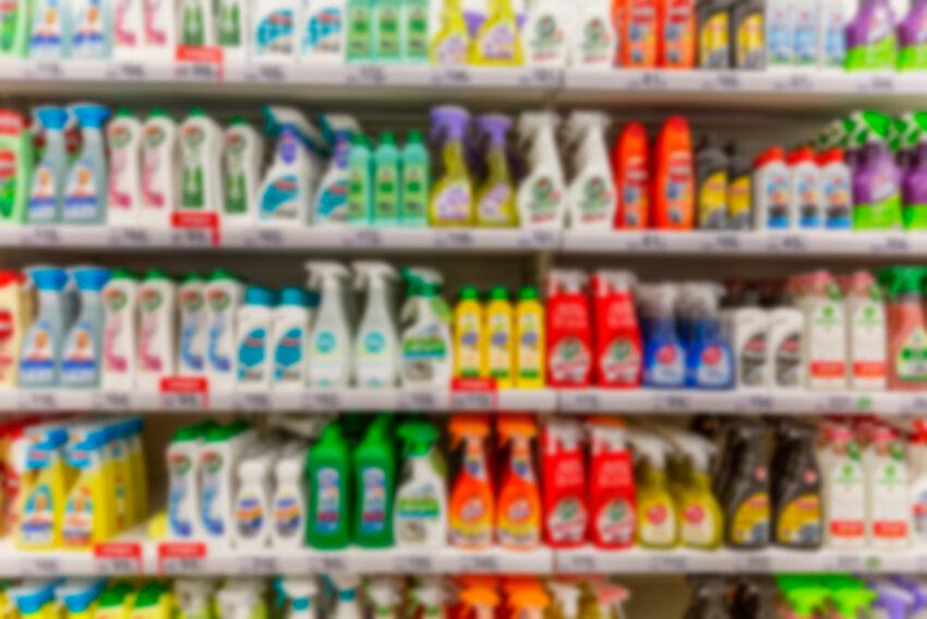 Home brand bleach shortage