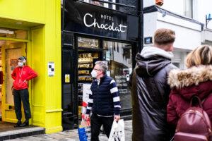 Hotel Chocolat wage increases