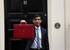 Government borrowing falls in September giving hope for a generous budget