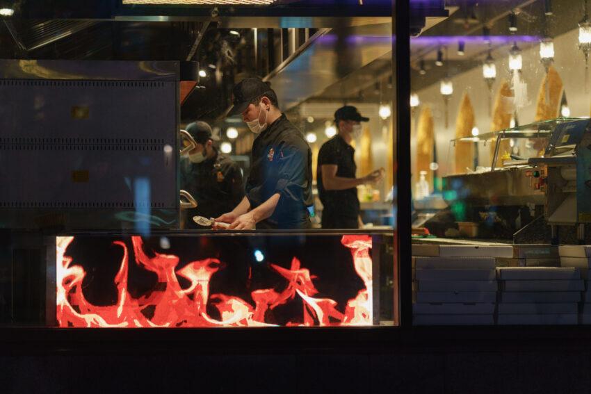 Restaurants face huge inflation