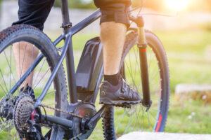 E-bike sales soaring