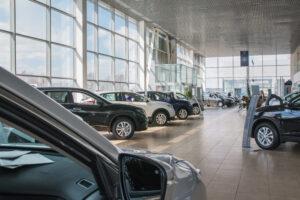 Car sales slump in September